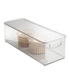 Take a look at this Household Storage Organizer & Lid today!