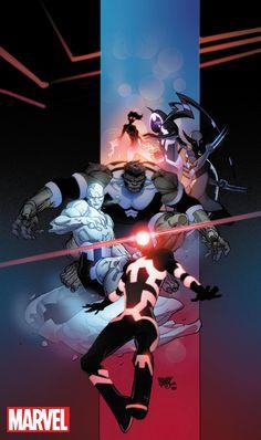 All-New X-Men #9 Apocalypse Wars Variant - Pasqual Ferry