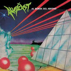 Alvacast - Al borde del abismo (1987) Inspiration, Musik, Biblical Inspiration, Inspirational, Inhalation