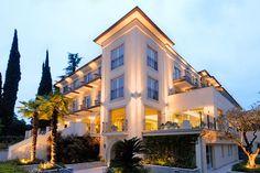 Villa Rosa Hotel - Desenzano del Garda, Garda Lake - Gardalake.com