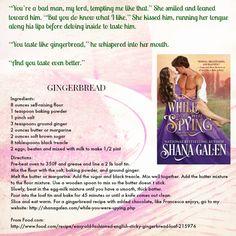 Shana Galen - While You Were Spying.