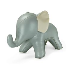 Elephant Bookend by Zuny