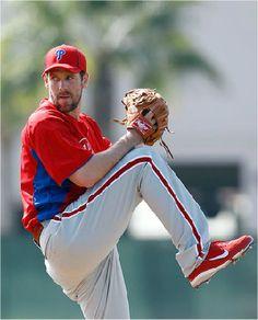 Cliff Lee...pitchers & catchers arrive today :)
