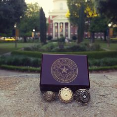 Dad, mom, and daughter Baylor rings. Legacy goals!!