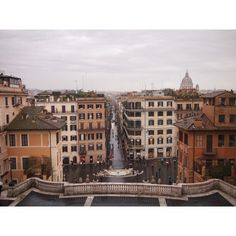 From the Spanish Steps to Piazza Navona, a walk through historic Rome... ❤ liked on Polyvore featuring photo and pics