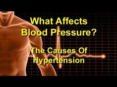 Hypertension Causes - http://www.homemaderemedies.net/high-blood-pressure/what-causes-high-blood-pressure/hypertension-causes/