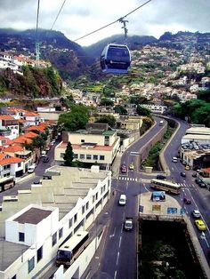 Madeira - Funchal, the capital. For Property for sale in Funchal visit: www.madeirapropertyguide.com