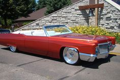 Old School Cadillac DeVille | therealozz0935's CadillacDeVille