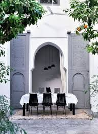 moroccan inspired house