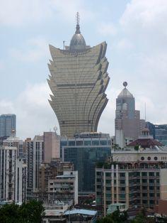 Lisboa Casino, Macau, China