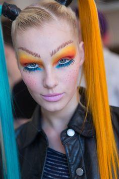 A Master Class With the Makeup World's Rock-Star Artist Hair Reference, Makeup Inspo, Master Class, Garland, Your Hair, Makeup Looks, Halloween Face Makeup, Hair Beauty, Make Up