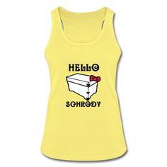 Hello Schrödy, Schrödingers Katze, Cat T-Shirts