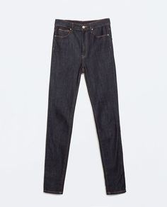 Image 6 of HIGH-WAISTED TROUSERS from Zara
