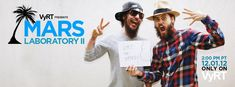 LET'S F-ING VyRT!! THE FINAL MARS LAB ON SALE NOW!! More information and event details only on VyRT.com