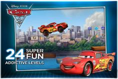 *Look at me! I am FREE!* - FREE App of the day - Cars 2 By Disney