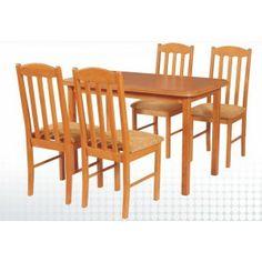 Stół MAX IV + krzesło BOSS XII