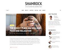 13 Best Free WordPress Themes images | Wordpress template