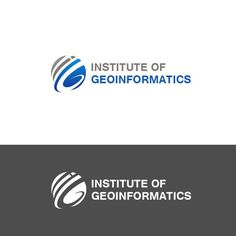 Help me to create a new logo for the Institute of Geoinformatics, the old one is too old and local! by bitdesigns