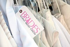 photo dress that from brides against breast cancer yesterday