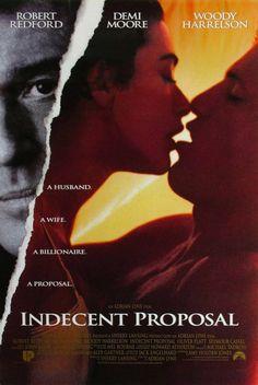 Indecent Proposal Movie Ahmed Shorif Blog Rating: 7.0/10