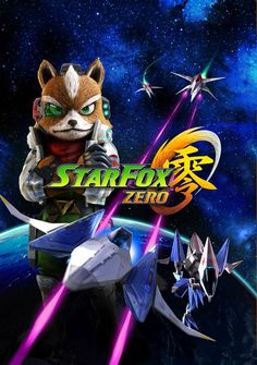Star Fox Zero #E32015. via: http://nintendoeverything.com/