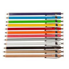 478f075ea42 Delfonics Mechanical Wood Pencils