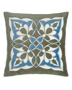Valencia Lounge Pillow, Multi Colors - Neiman Marcus