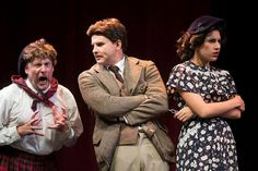 The 39 Steps Dress Rehearsal (27 of 29) | by adplayers