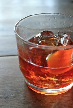 Recipe for a Sazerac cocktail - a New Orleans tradition!
