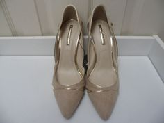 Womens Ladies Khaki Faux Suede Cut Out High Heel Court Shoes Size UK 4,5,7,8 New  Click On Link To Visit My Ebay Shop http://stores.ebay.co.uk/all-about-feet  Useful Info:  - Standard Size - Standard Fit - By Jumex - Khaki In Colour - Heel Height: 4.5 Inches - Cut Out And Gold Trim Detail - Faux Suede Upper - Lining: Other Materials  #shoes #khaki #courtshoes #highheel #highheels #partyshoes #fauxsuede #fashion #footwear #forsale #womens #ladies #ebay #ebayseller #ebayshop #ebaystore