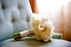 This bouquet has lillies...I LOVE LILLIES && this bouquet!