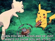 I know Pikachu, I know...