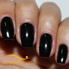 Image of UNITY All-In-One Colour Gel Polish - 151 Black Magic