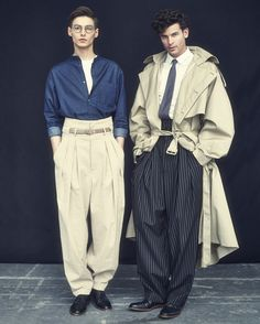 Encens Magazine - Lowe H Seger Fashion: Samuel Drira