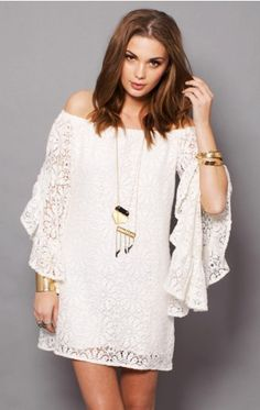 French Bardot Top-This is super cute and looks comfy!