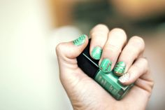 a no-fuss way to get cute and quirky nails - The Shine Project