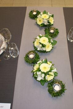 Here's another take on great table decor