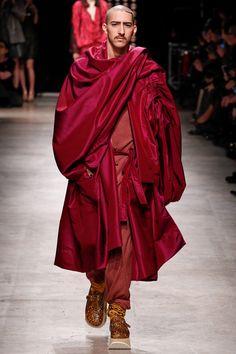 Andreas Kronthaler for Vivienne Westwood, Look #6