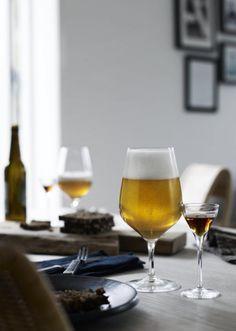 øl og akevitt