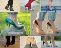 april's 2013 shoe saves - DoYouSpeakGossip.com