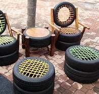Tire Chair Designs - Bing Images