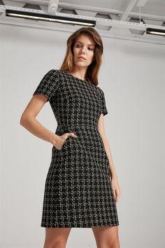 Kısa Kol Elbise - Elbise Kategorisi - adL