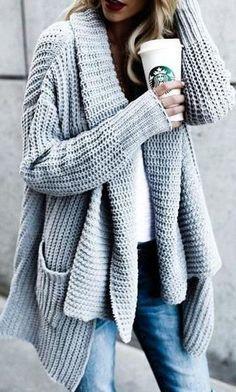 knit cardigan from amazon