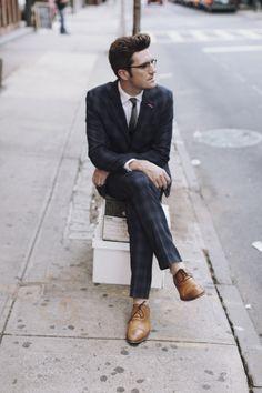 jamesnord:    Penguin Suit, Grenson Shoes