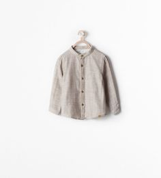 ZARA - NEW THIS WEEK - DOUBLE SIDED SHIRT
