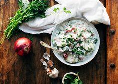 On ADORE cette salade indienne au concombre et au yogourt! La recette est sur le site! #foodieblogger #instagood #foodstagram #instafoodie #mtlblogger #eatmtl #mtlfoodie #canadianblogger #salad #diner #fraichementpresse #vegetarian