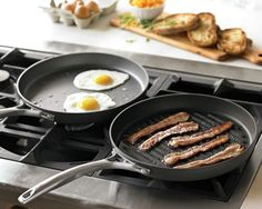 Calphalon Unison Nonstick Slide Griddle & Sear Pan Set