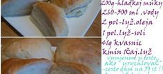 Bulky Bread, Food, Basket, Meal, Essen, Hoods, Breads, Meals, Sandwich Loaf