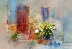 Red Door by John Lovett