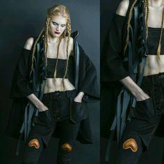 "40 Likes, 5 Comments - Andrada Bodea (@andradabodea) on Instagram: ""Andrada Bodea P R O T O T Y P E model: @mannequite  photo: @bfreshfilms  #fashiondesign #prototype…"""